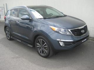 Used 2016 Kia Sportage SX TURBO for sale in Montréal, QC