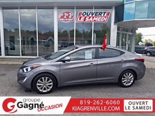 Used 2016 Hyundai Elantra SPORT AUT MAGS TOIT BANC CHAUFFANT for sale in Grenville, QC