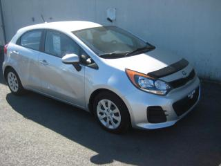 Used 2016 Kia Rio5 LX+ for sale in Montréal, QC