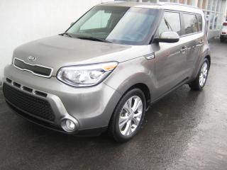 Used 2016 Kia Soul EX+ familiale 5 portes BA for sale in Montréal, QC