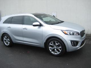 Used 2016 Kia Sorento AWD 3.3L SX-L 7-Seater for sale in Montréal, QC