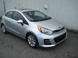 Used 2016 Kia Rio5 5dr HB Auto EX for sale in Montréal, QC