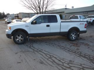 Used 2006 Ford F-150 FX4 for sale in Waterloo, ON