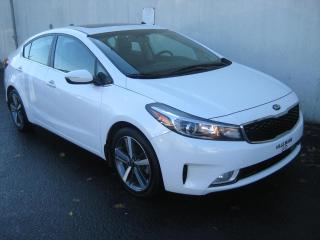 Used 2017 Kia Forte SX for sale in Montréal, QC