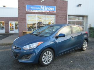 Used 2014 Hyundai Elantra GT 5DR HB MAN GL for sale in St-Eustache, QC