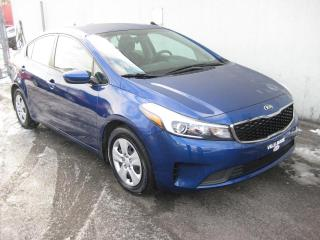 Used 2017 Kia Forte Berline 4 portes LX for sale in Montréal, QC