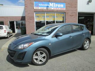 Used 2010 Mazda MAZDA3 4dr HB Sport GX for sale in St-Eustache, QC