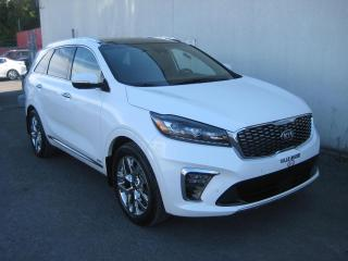 Used 2019 Kia Sorento SX-L  AWD for sale in Montréal, QC
