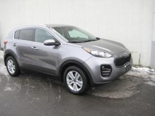 Used 2017 Kia Sportage Lx Ti for sale in Montréal, QC