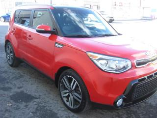 Used 2015 Kia Soul SX for sale in Montréal, QC