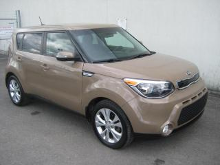 Used 2016 Kia Soul EX familiale 5 portes BA for sale in Montréal, QC