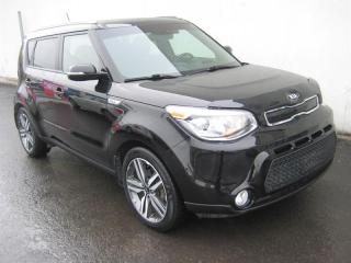 Used 2015 Kia Soul SX Luxe for sale in Montréal, QC