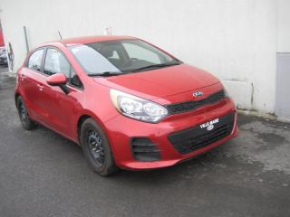 Used 2016 Kia Rio5 LX + A/C for sale in Montréal, QC