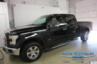 Used 2016 Ford F-150 XLT *4X4 AWD V6 ECOBOOST TURBO* for sale in Quebec, QC