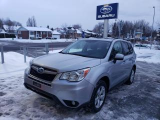 Used 2016 Subaru Forester TOURING TOIT OUVRANT BAS KILOMÉTRAGE TOIT OUVRANT BAS KILOMÉTRAGE for sale in Repentigny, QC