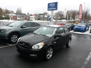 Used 2007 Hyundai Accent GS AUTOMATIQUE A/C TOIT OUVRANT GROUPE ÉLECTRIQUE for sale in Repentigny, QC