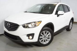 Used 2016 Mazda CX-5 GS LUXE AWD CUIR TOIT DEMARREUR A DISTANCE for sale in Montréal, QC
