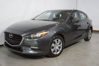 Used 2018 Mazda MAZDA3 Sport GX BT DEMARREUR CAMERA DÉMARREUR A DISTANCE for sale in Montréal, QC