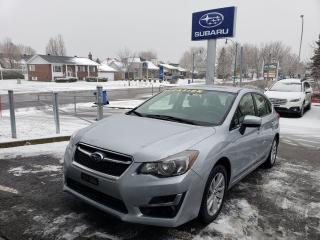 Used 2016 Subaru Impreza 2.0 TOURISME 5 PORTES AWD for sale in Repentigny, QC
