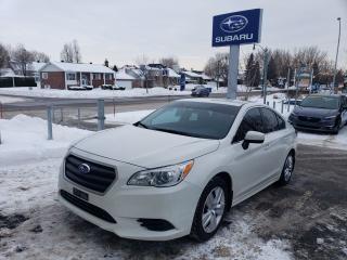 Used 2016 Subaru Legacy 2.5i BAS KILOMÉTRAGE PNEUS NOKIAN for sale in Repentigny, QC