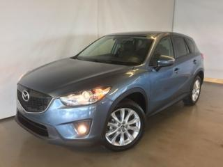 Used 2015 Mazda CX-5 GT AWD TOIT CUIR SIEGE CHAUFFANT DÉMARREUR A DISTANCE for sale in Montréal, QC