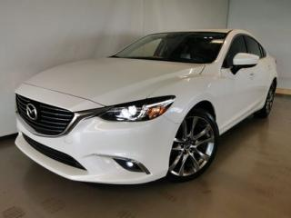 Used 2017 Mazda MAZDA6 GT TOIT GPS CUIR for sale in Montréal, QC