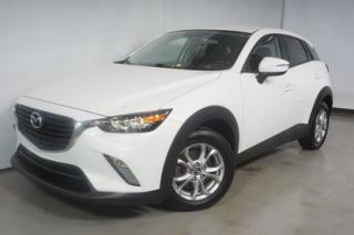 Used 2017 Mazda CX-3 GS AWD SIEGE CHAUFFANT BAS KILOMÉTRAGE for sale in Montréal, QC