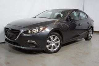 Used 2015 Mazda MAZDA3 Gx A/c Bluetooth for sale in Montréal, QC