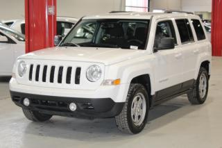Used 2014 Jeep Patriot NORTH 4D Utility 2WD for sale in Ste-Catherine, QC