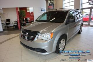 Used 2014 Dodge Grand Caravan SXT *STOW'N GO BLUETOOTH* for sale in Quebec, QC