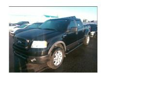 Used 2008 Ford F-150 4WD SUPERCREW FLARES SPORT FX4 V8 5.4 LITRES for sale in St-Lazare, QC