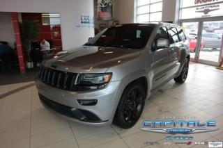 Used 2015 Jeep Grand Cherokee Overland *4X4 AWD V6 BLUETOOTH TOIT PANO* for sale in Quebec, QC