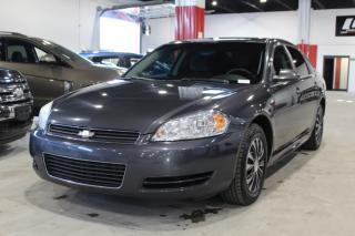 Used 2010 Chevrolet Impala LS 4D Sedan for sale in Ste-Catherine, QC