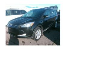 Used 2015 Ford Escape 4WD TITANIUM CAMERA DE RECUL TOIT PANORAMIQUE NAVI for sale in St-Lazare, QC