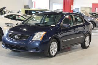 Used 2012 Nissan Sentra S 4D Sedan AT for sale in Ste-Catherine, QC