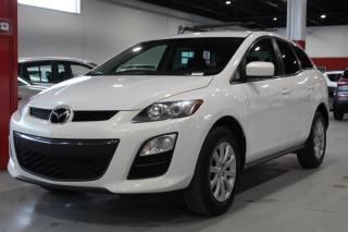 Used 2012 Mazda CX-7 GX 4D Utility FWD for sale in Ste-Catherine, QC