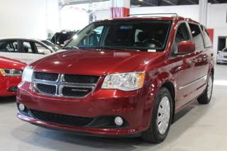 Used 2014 Dodge Grand Caravan CREW Wagon for sale in Ste-Catherine, QC