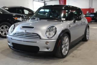Used 2006 MINI Cooper S 2D Hatchback for sale in Ste-Catherine, QC