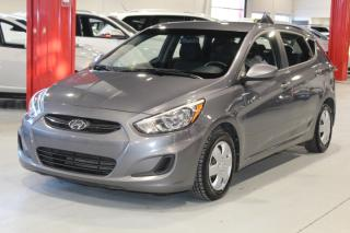 Used 2015 Hyundai Accent GL 5D Hatchback at for sale in Ste-Catherine, QC