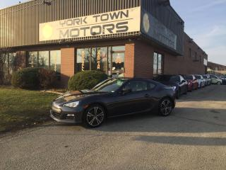Used 2016 Subaru BRZ 6 Speed/Nav/OneOwner for sale in North York, ON