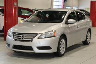 Used 2014 Nissan Sentra S 4D Sedan AT for sale in Ste-Catherine, QC