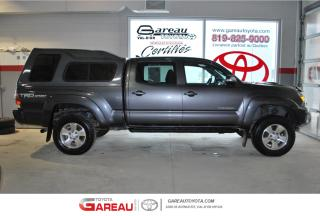 Used 2015 Toyota Tacoma TRD SPORT 4X4. CREW CAB V6 for sale in Val-D'or, QC