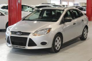 Used 2014 Ford Focus S 4D Sedan for sale in Ste-Catherine, QC