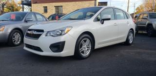 Used 2013 Subaru Impreza 2,0i for sale in Mascouche, QC