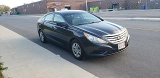 Used 2013 Hyundai Sonata GL for sale in Mascouche, QC