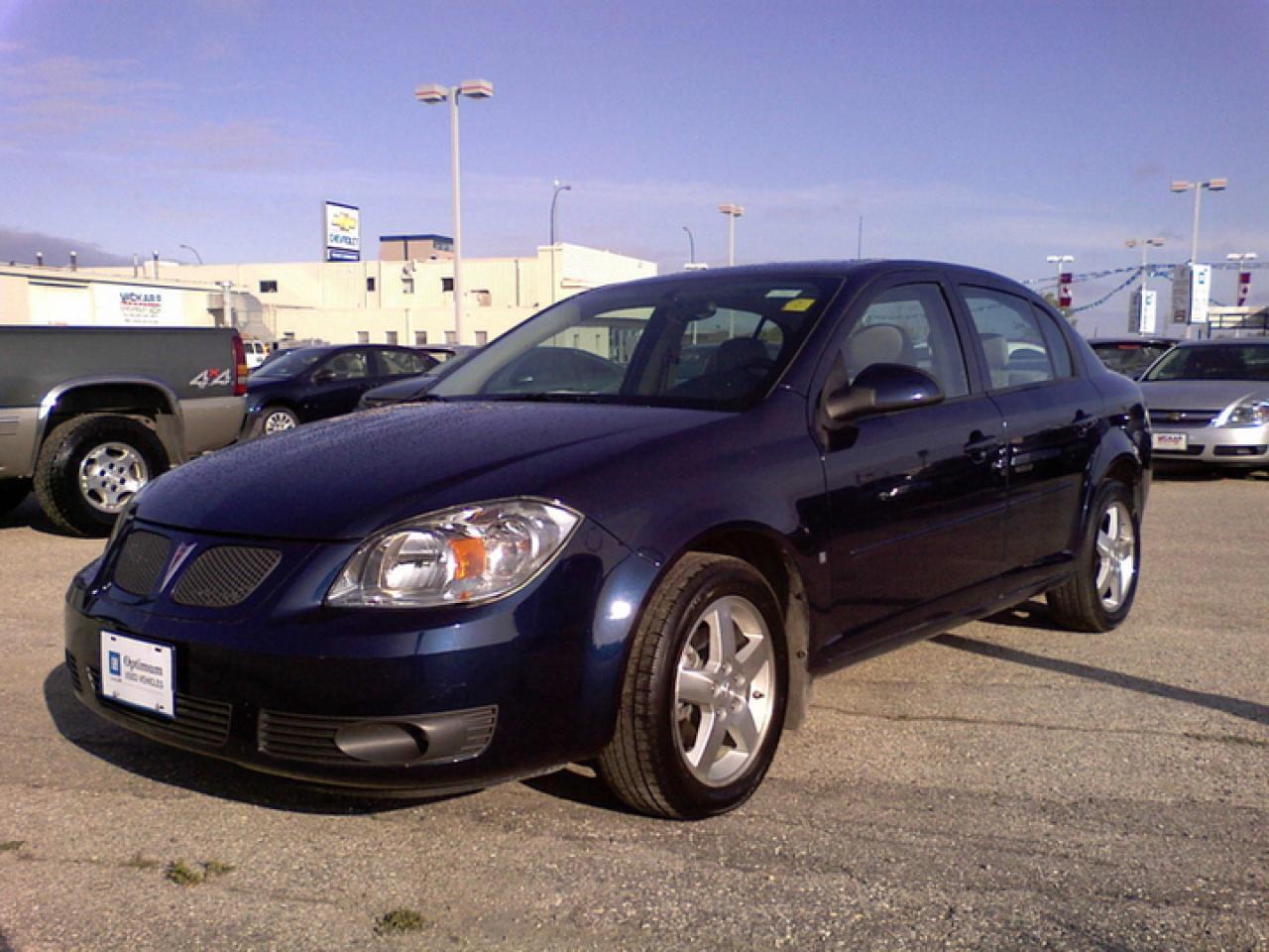 Used 2008 Pontiac G5 Sedan For Sale In Winnipeg Manitoba