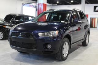 Used 2010 Mitsubishi Outlander LS 4D Utility 4WD for sale in Ste-Catherine, QC