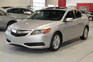 Used 2013 Acura ILX 4D Sedan at for sale in Ste-Catherine, QC