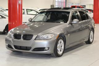 Used 2011 BMW 3 Series 328I Xdrive 4D Sedan for sale in Ste-Catherine, QC