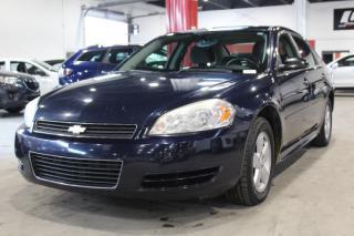 Used 2010 Chevrolet Impala LT 4D Sedan for sale in Ste-Catherine, QC